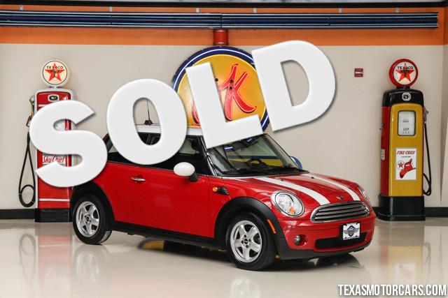2008 MINI Hardtop Financing is available with rates as low as 29 wac Get pre-approved in no ti