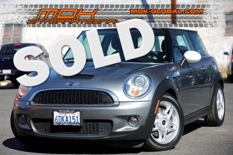 2008 Mini Hardtop S - Sport - Premium - Xenon - Auto in Los Angeles