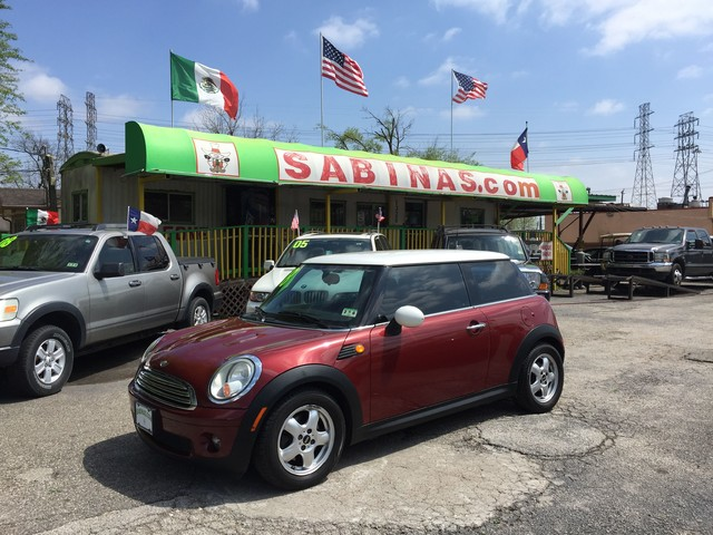 2008 Mini Hardtop Houston, TX 2