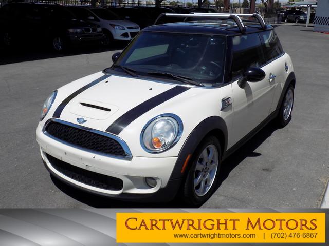 2008 Mini Hardtop *S*207HP*CUTE CAR*UNDER 10K* Las Vegas, Nevada 0