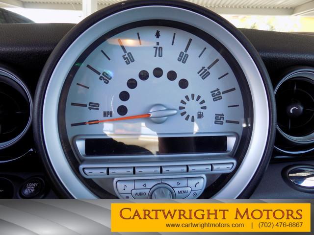 2008 Mini Hardtop *S*207HP*CUTE CAR*UNDER 10K* Las Vegas, Nevada 18