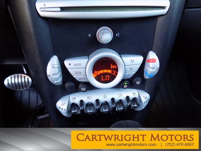 2008 Mini Hardtop *S*207HP*CUTE CAR*UNDER 10K* Las Vegas, Nevada 19