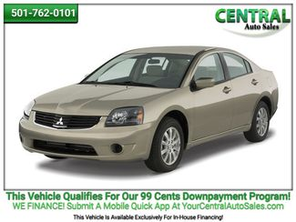 2008 Mitsubishi Galant ES | Hot Springs, AR | Central Auto Sales in Hot Springs AR