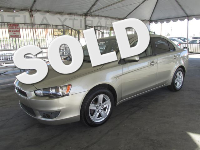 2008 Mitsubishi Lancer DE Please call or e-mail to check availability All of our vehicles are a
