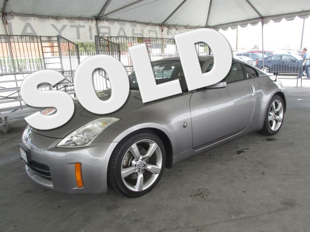 2008 Nissan 350Z Please call or e-mail to check availability All of our vehicles are available