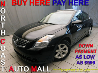 2008 Nissan Altima 2.5 SL As low as $999 DOWN in Cleveland, Ohio