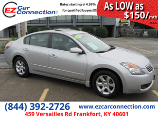 2008 Nissan Altima 2.5 SL | Frankfort, KY | Ez Car Connection-Frankfort in Frankfort KY
