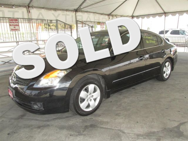 2008 Nissan Altima 25 S Please call or e-mail to check availability All of our vehicles are av