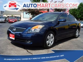 2008 Nissan Altima in Nashville Tennessee