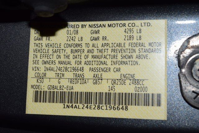 2008 Nissan Altima 2.5 S Richmond Hill, New York 31