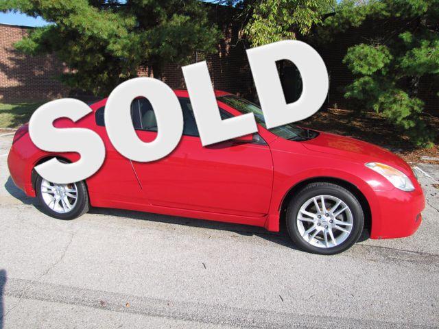 2008 Nissan Altima 3.5 SE St. Louis, Missouri 0