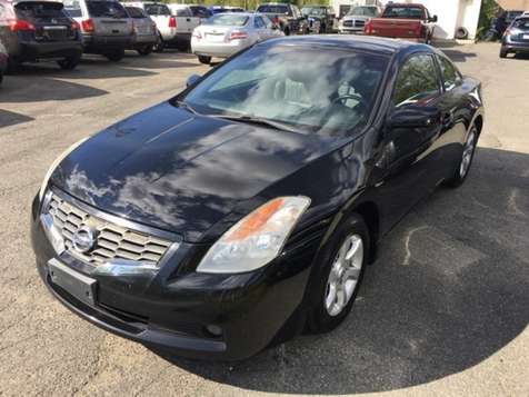 2008 Nissan Altima S in West Springfield, MA