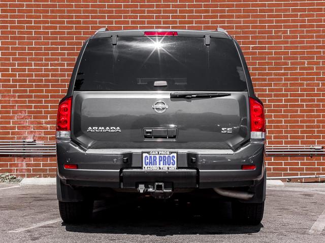 2008 Nissan Armada SE Burbank, CA 4