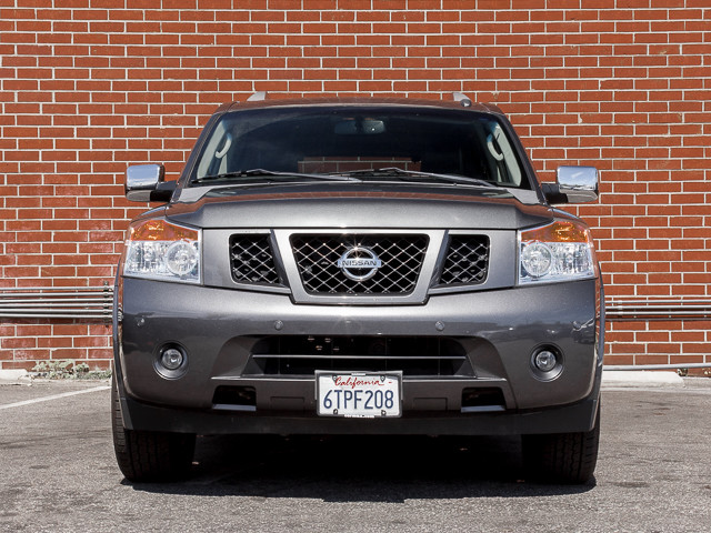 2008 Nissan Armada SE Burbank, CA 1
