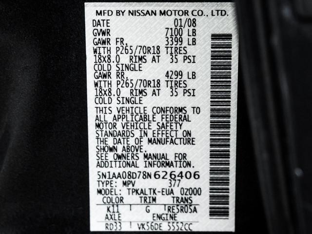 2008 Nissan Armada SE Burbank, CA 20