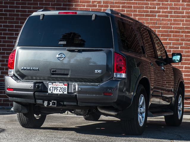 2008 Nissan Armada SE Burbank, CA 27