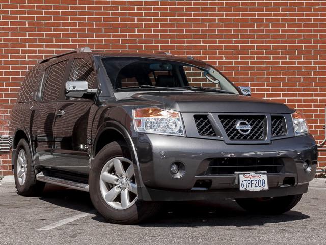 2008 Nissan Armada SE Burbank, CA 2