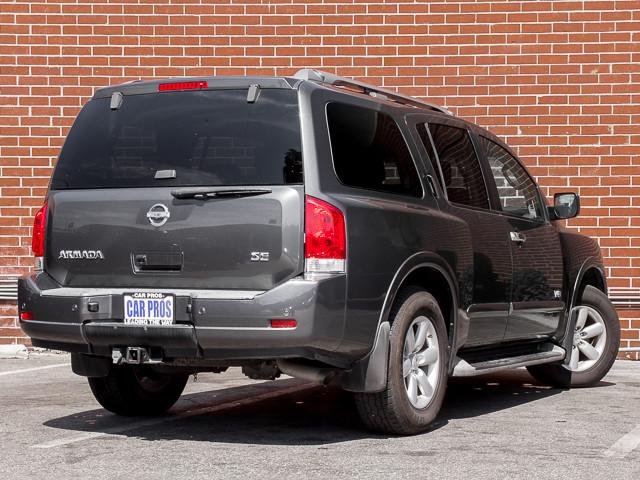 2008 Nissan Armada SE Burbank, CA 3