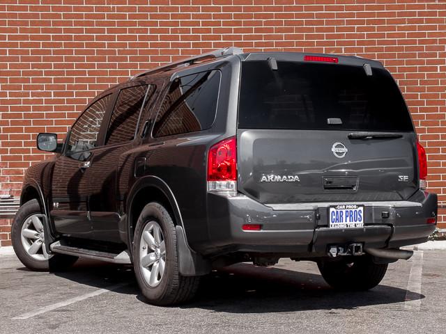 2008 Nissan Armada SE Burbank, CA 5