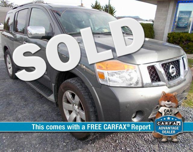 2008 Nissan Armada LE | Harrisonburg, VA | Armstrong's Auto Sales in Harrisonburg VA