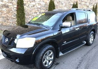 2008 Nissan Armada SE Knoxville, Tennessee 2