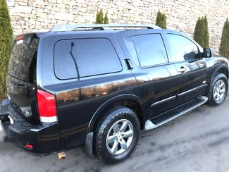 2008 Nissan Armada SE Knoxville, Tennessee 5