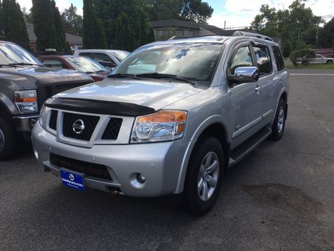 2008 Nissan Armada SE in West Springfield, MA