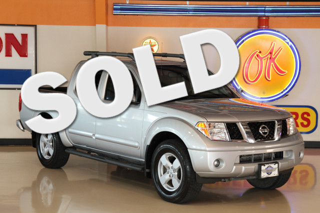 2008 Nissan Frontier LE This 2008 Nissan Frontier LE is in great shape with only 99 635 miles The