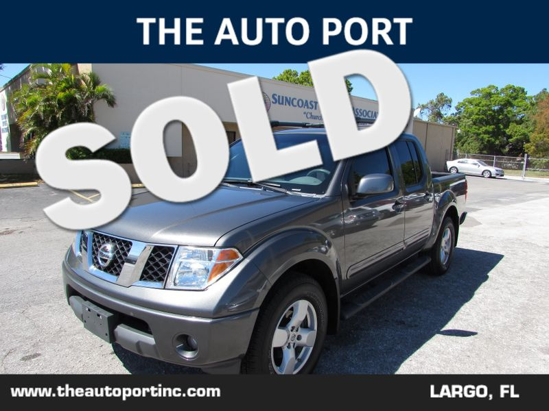 2008 Nissan Frontier LE | Clearwater, Florida | The Auto Port Inc in Clearwater Florida