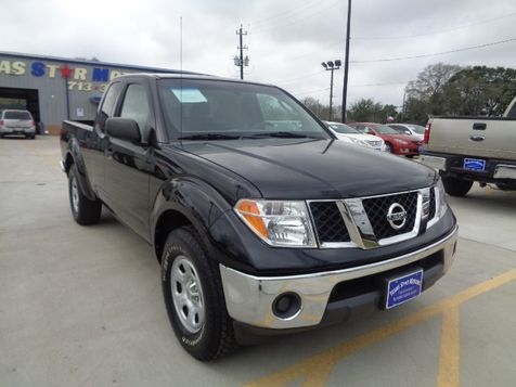 2008 Nissan Frontier SE in Houston