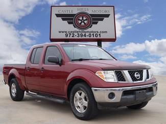 2008 Nissan Frontier SE - Bedliner, Side Steps, 5 Speed Manual in Lewisville Texas