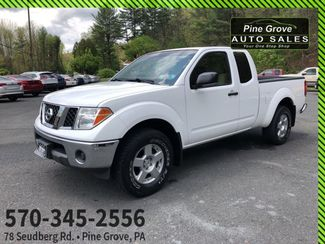 2008 Nissan Frontier in Pine Grove PA