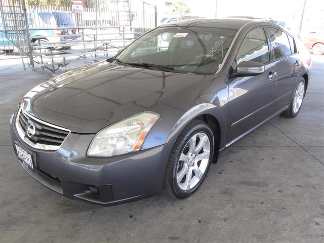 2008 Nissan Maxima 35 SE Please call or e-mail to check availability All of our vehicles are a