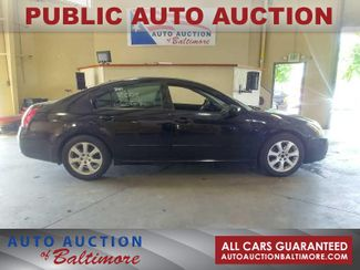 2008 Nissan Maxima in JOPPA MD