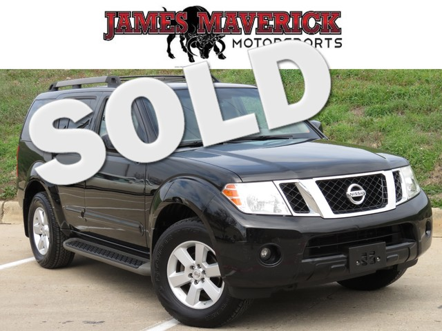 2008 Nissan Pathfinder SE CLEAN CARFAX CAMERA 6-DISC DUAL ZONE AC CLEAN CLOTH SEATS VERY STR