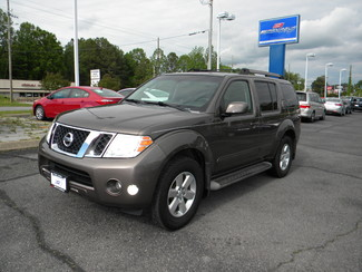 2008 Nissan Pathfinder SE in dalton, Georgia