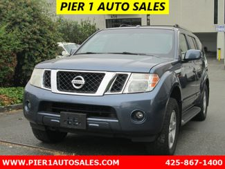 2008 Nissan Pathfinder SE Seattle, Washington 1