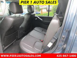 2008 Nissan Pathfinder SE Seattle, Washington 10