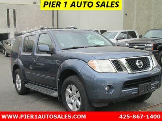 2008 Nissan Pathfinder SE Seattle, Washington 2