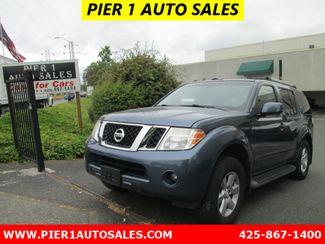 2008 Nissan Pathfinder SE Seattle, Washington 20