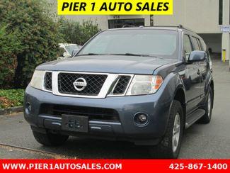 2008 Nissan Pathfinder SE Seattle, Washington 21