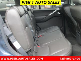 2008 Nissan Pathfinder SE Seattle, Washington 25