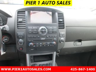2008 Nissan Pathfinder SE Seattle, Washington 39