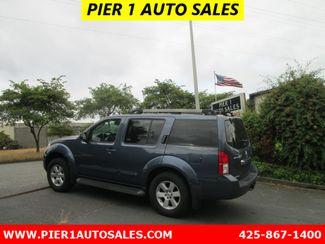 2008 Nissan Pathfinder SE Seattle, Washington 9