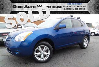 2008 Nissan Rogue SL AWD Sunroof We Finance | Canton, Ohio | Ohio Auto Warehouse LLC in  Ohio