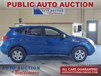 2008 Nissan Rogue S | JOPPA, MD | Auto Auction of Baltimore  in Joppa MD
