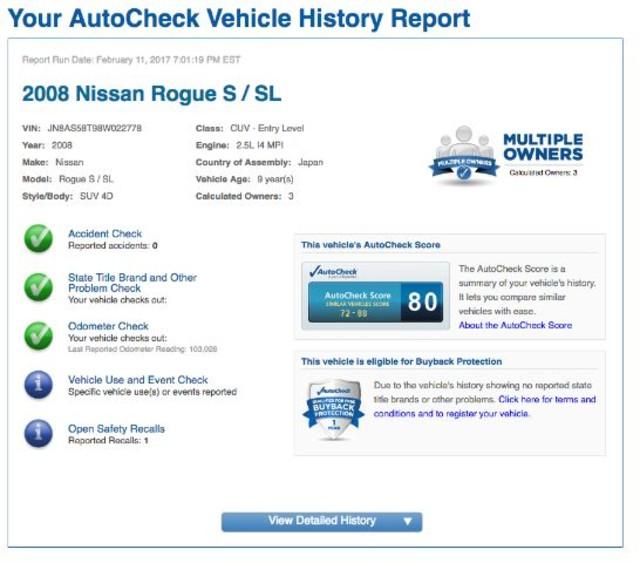 2008 Nissan Rogue SL San Antonio , Texas 9