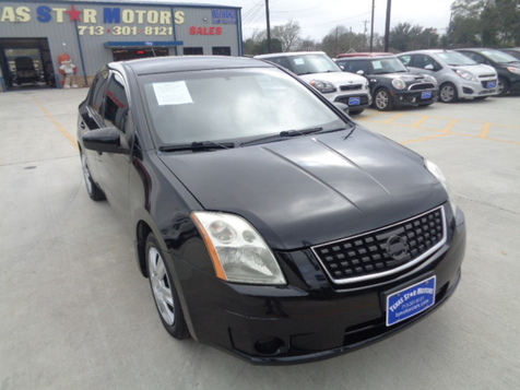 2008 Nissan Sentra 2.0 in Houston