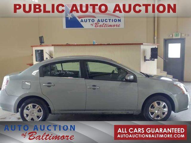 2008 Nissan Sentra 2.0   JOPPA, MD   Auto Auction of Baltimore  in JOPPA MD