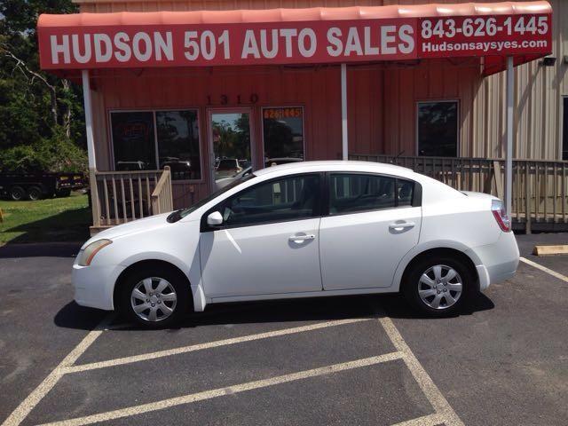 2008 Nissan Sentra 2.0 | Myrtle Beach, South Carolina | Hudson Auto Sales in Myrtle Beach South Carolina